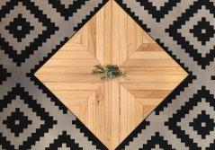 Mesa inscrita en un mosaico - Daniel Garcia-Calvo Sanchez