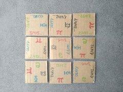Puzzle irracional  - Daniel Garcia-Calvo Sanchez